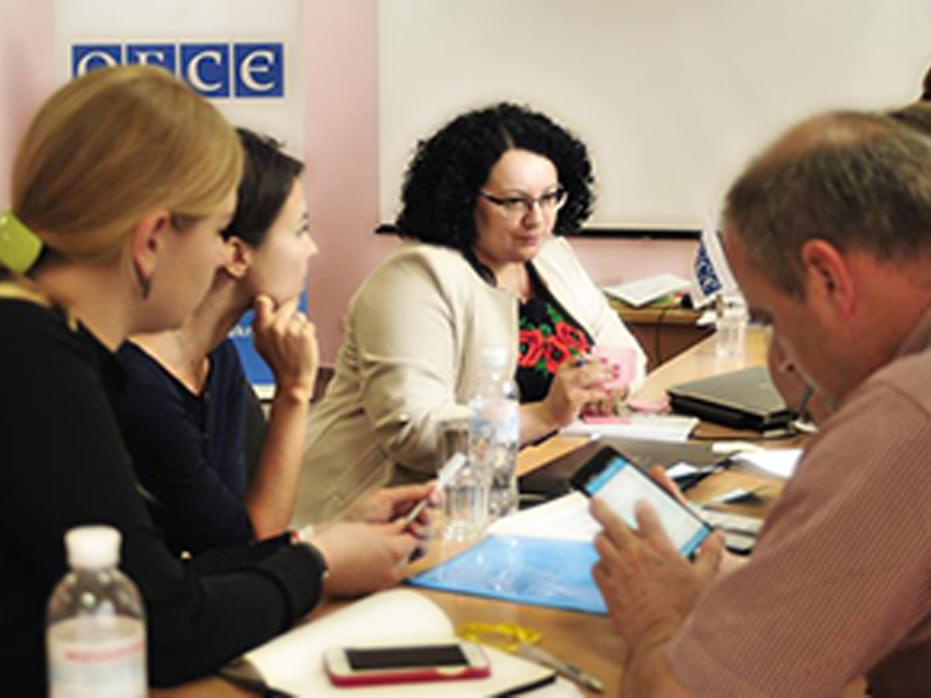 Strategic Session on Developing of a Network of Legal Clinics in Ukraine