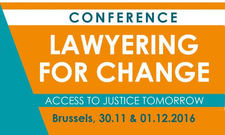 Юридичні клініки на порядку денному на конференції у Брюсселі