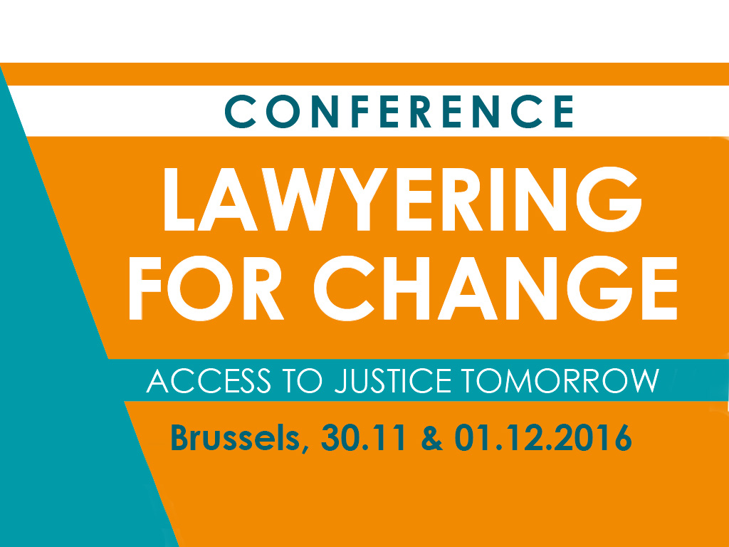 How a Lawyer Can Change the World? Conference in Brussels Answers This and Other Questions