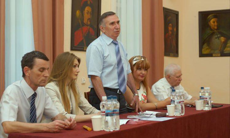 Обговорюємо інновації клінічної діяльності у місті Дніпро