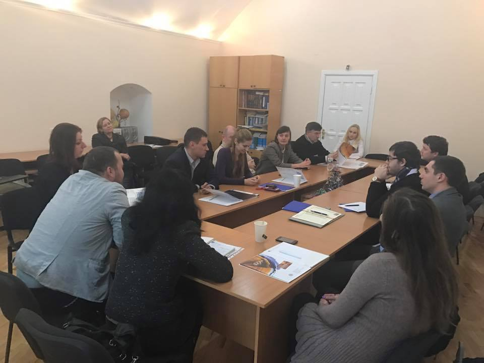 Cooperation with Centres of Legal Aid Providing