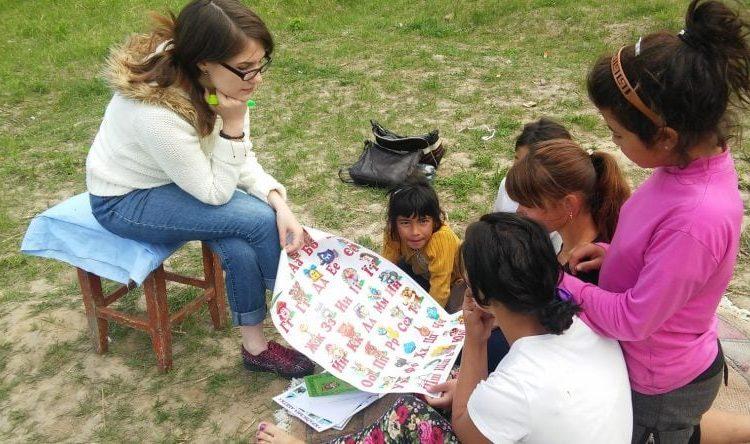 """Корисне: """"Правопросвітній курс для дітей-ромів у стихійних поселеннях"""""""