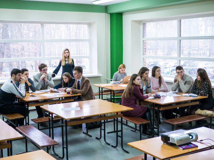 Тренінг для юрклініки УДФС: студенти навчались методик організації навчального процесу