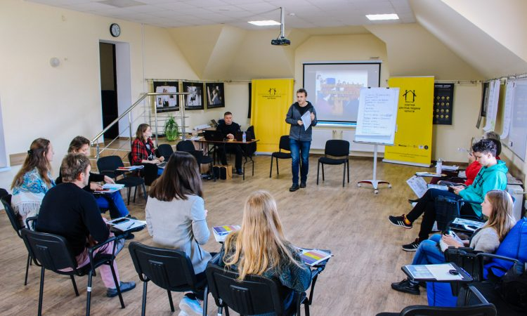 Школа з прав людини для молодих активістів/ок: підсумки та подальші очікування