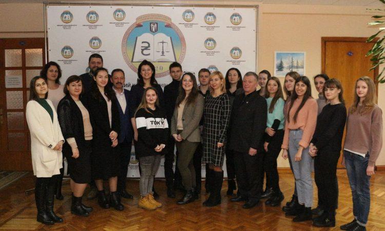 План розвитку юридичної клініки «Громадська приймальня» при ККІБП затверджено