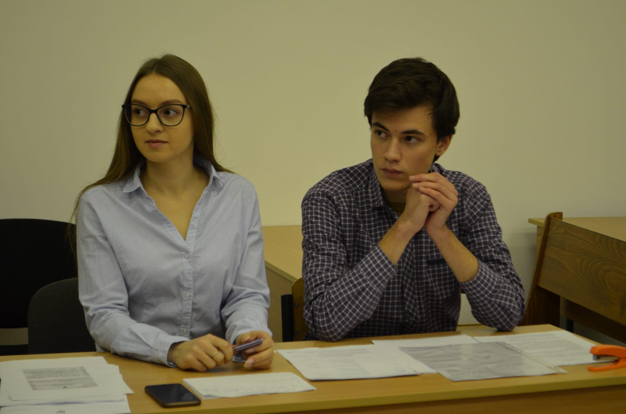 Модельне судове засідання для юрклініки Прикарпатського національного університету ім. Василя Стефаника