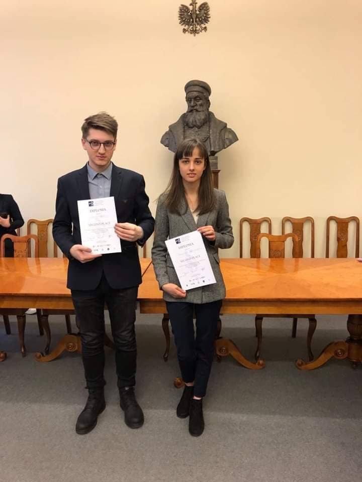 """Команда правничої клініки Національного університету """"Києво-Могилянська академія"""" здобула друге місце"""