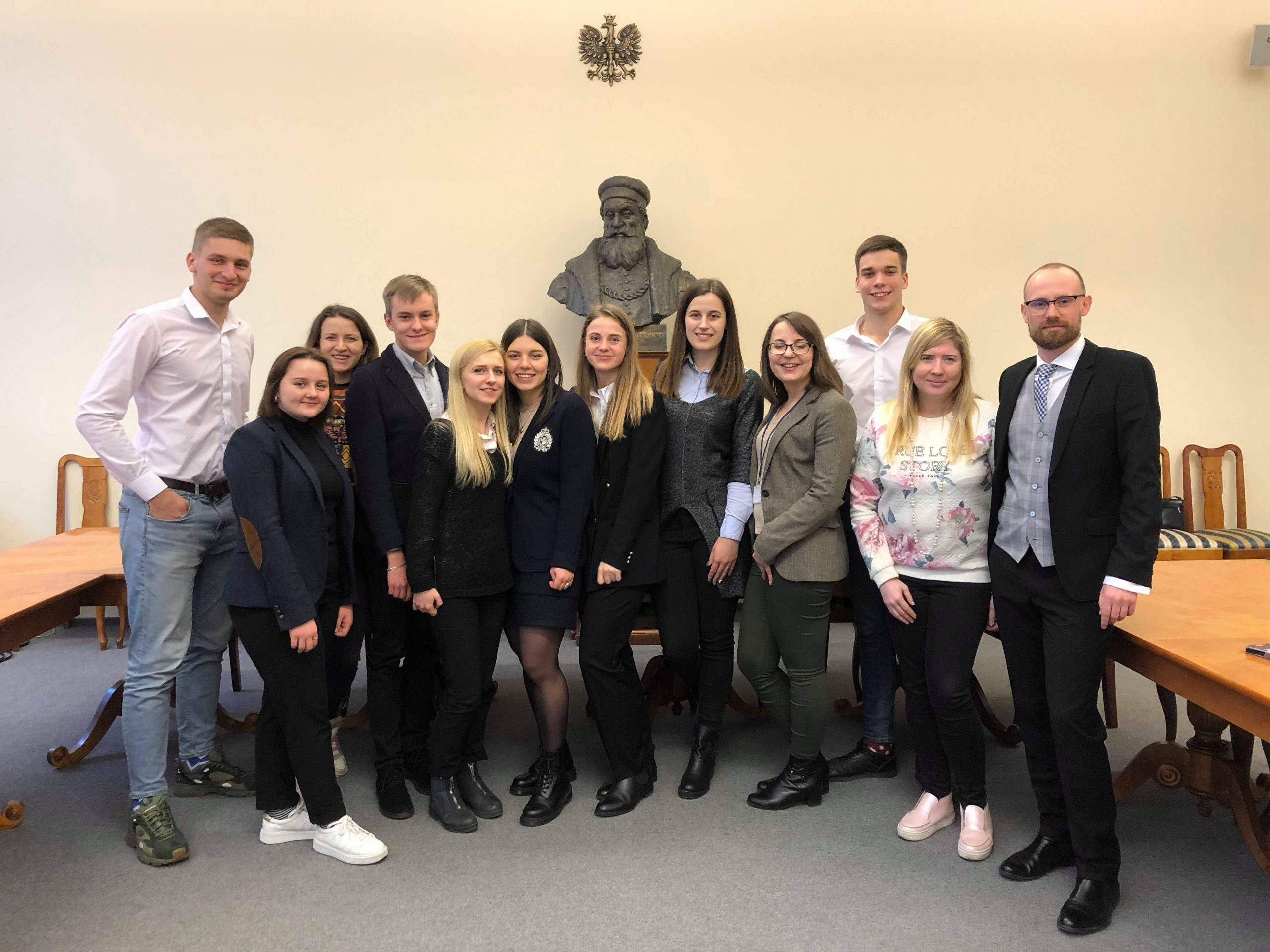 4 legal clinics represented Ukraine at the 2020 Client Consultation Competition in Poland
