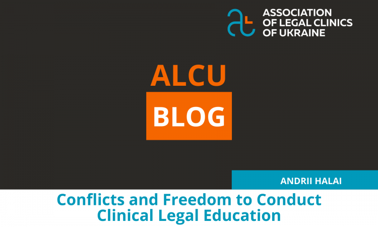Conflict and Freedom to Conduct Legal Clinical Education