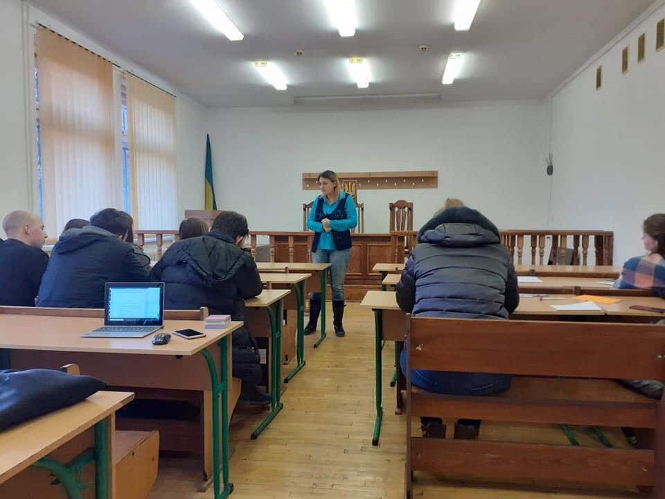 Правова освіта і правозахист в Івано-Франківську, Асоціація юридичних клінік України