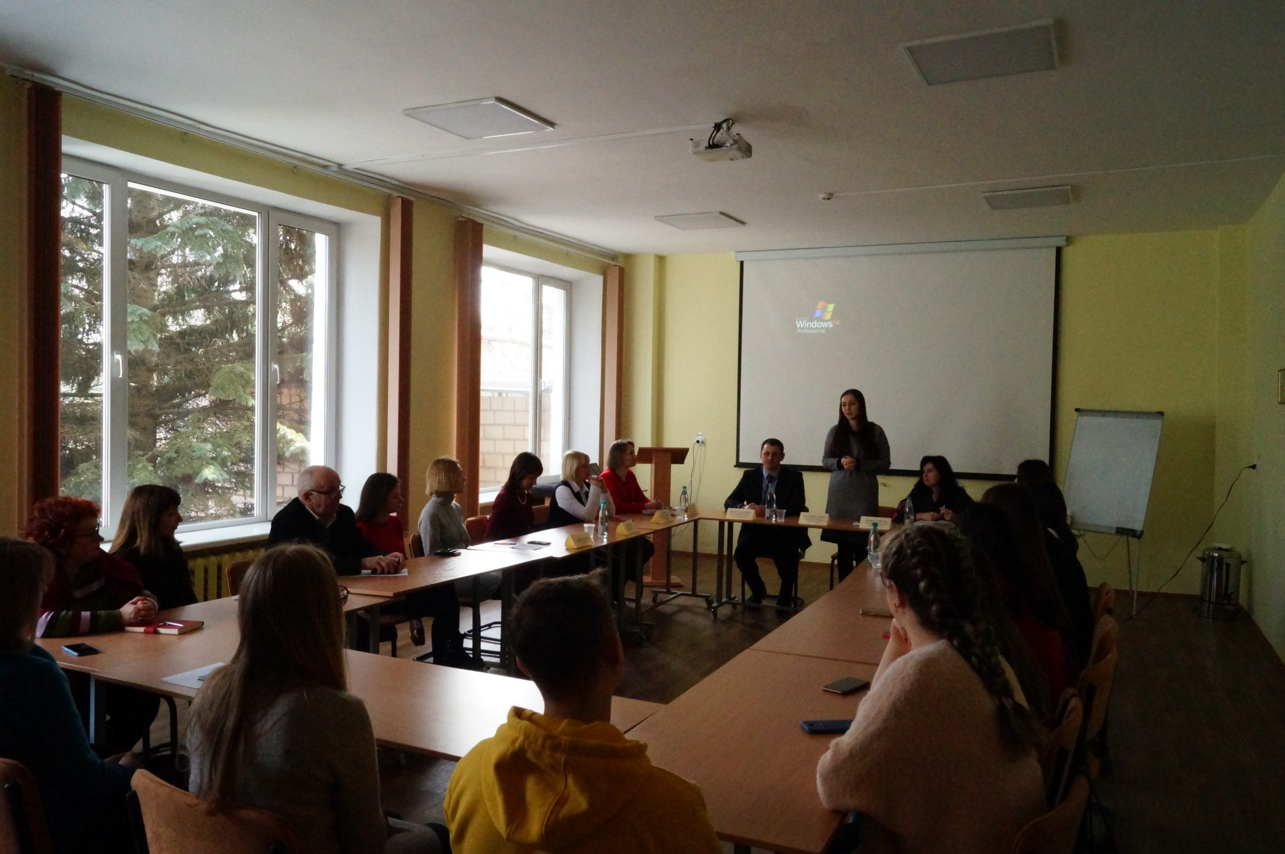 "Legal Education and Rights Protection in Chernihiv: Work Effectivity of the CNUT Legal Clinic ""Adiutorium"""
