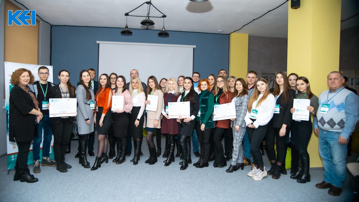 """Результати конкурсу """"UP"""": 3 юридичних клініки пройдуть Міжнародне студентське стажування у Польщі"""