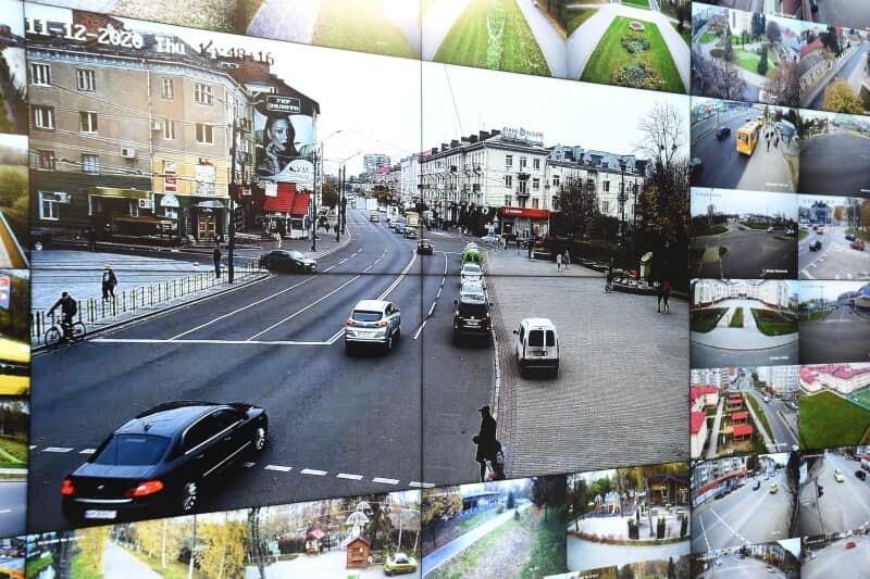 Моніторинг безпеки на вулицях (Фото Департаменту муніципальної варти Луцької міської ради)