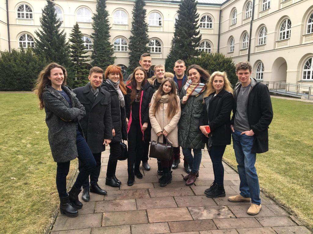 Обмін досвідом або як проходили перші NCCC в Польщі.