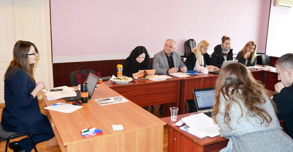 Sessions on Strategic Planning and Communication Strategy of the Association of Legal Clinics of Ukraine
