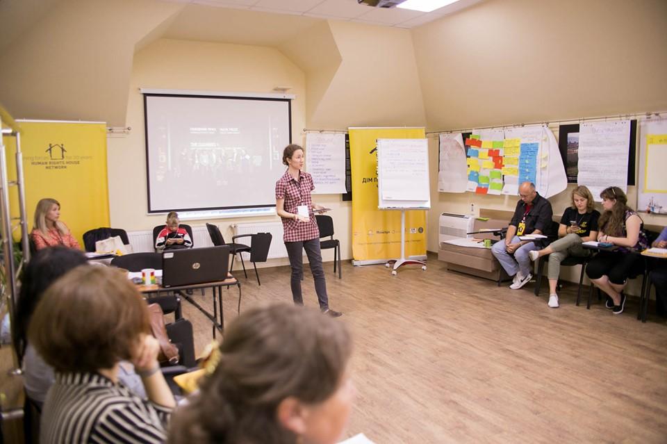 Закінчився перший тематичний блок Фесту «Права людини в школі»: коротко про найцікавіше, Асоціація юридичних клінік України