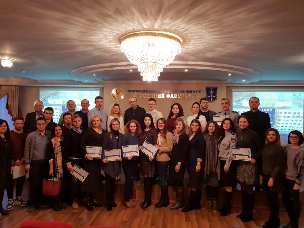 Association of Legal Clinics of Ukraine 2018 Congress – Start of a New Countdown