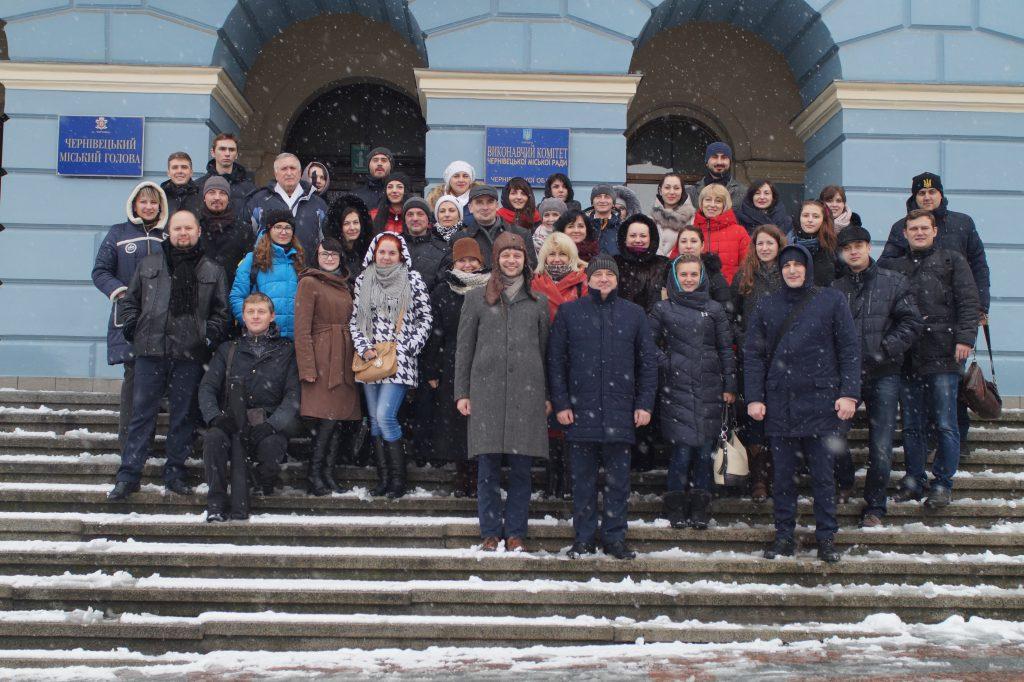 У Чернівцях було проведено З'їзд юридичних клінік України