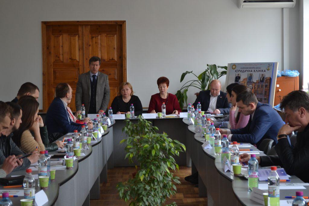 Запровадження інституту пробації в Україні та зарубіжний досвід