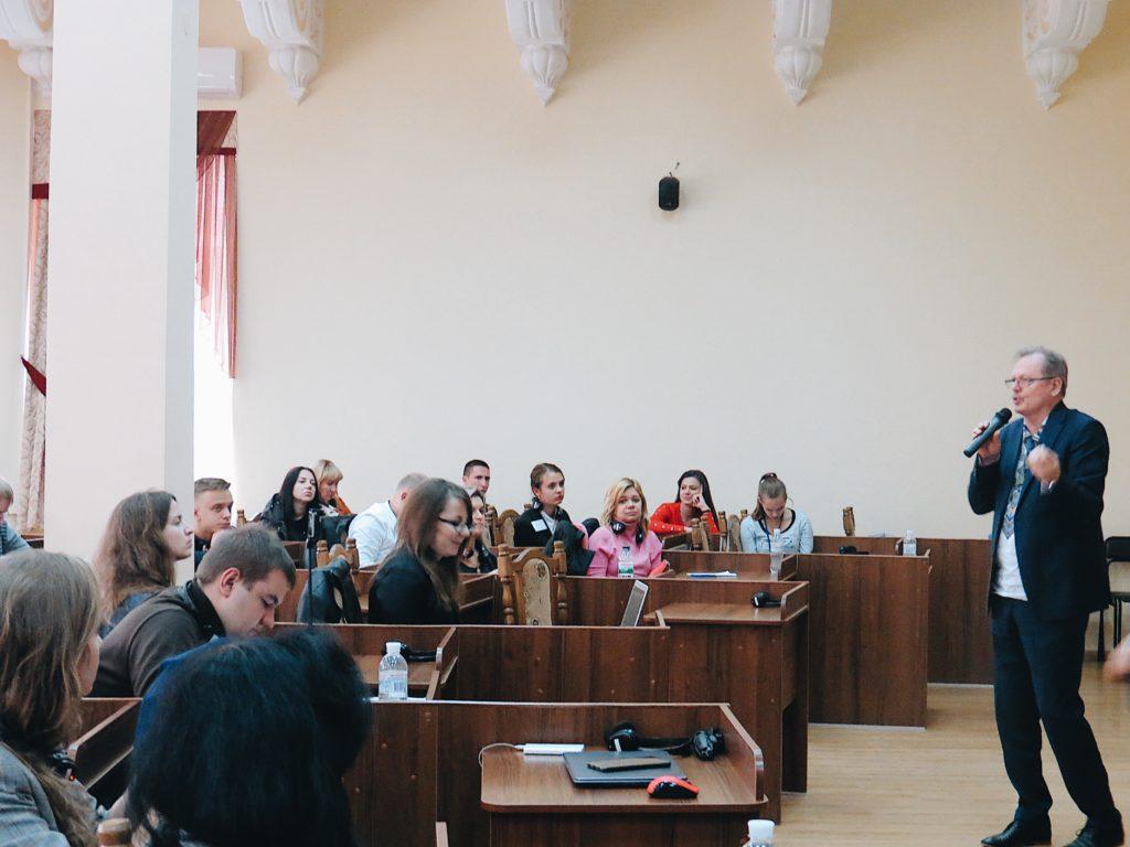 """""""Юридичні клініки - це ціла Галактика"""" - ключове про З'їзд-конференцію АЮКУ 2019"""