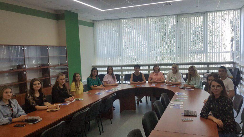 Зустріч студентів та викладачів НПЛ Юридичної клініки з представниками Головного територіального управління юстиції у Київській області