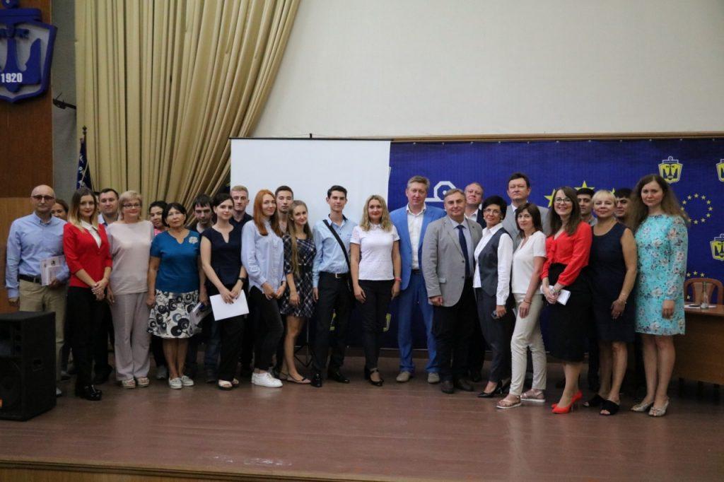 Щорічна Міжнародна науково-практична конференція пройшла у Миколаєві