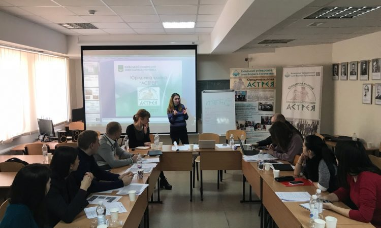 Навчальний моніторинг діяльності юридичних клінік України